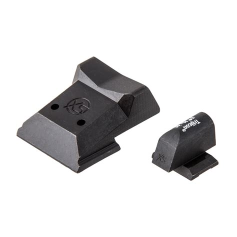 XS SIGHT SYSTEMS DXT BIG DOT SIGHTS FOR COLT 1911 Brownells