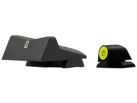 Xs Sight Systems Dxt Big Dot Sights For Para Ordnance Dxt Big Dot Sightspara Ordnance Novak Style Rear