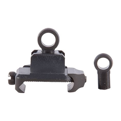 XS SIGHT SYSTEMS RIFLE HIGH WEAVER BACKUP BASE Brownells