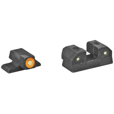 Xs Sights Sig And Amt Automag 30 Cal Pistol