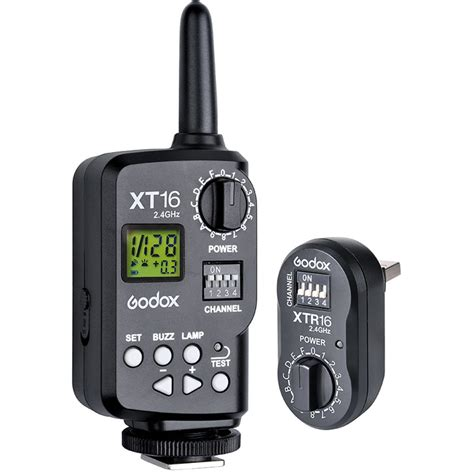 Xt16 Wireless Trigger