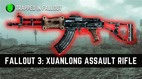 Xuanlong Assault Rifle Guide