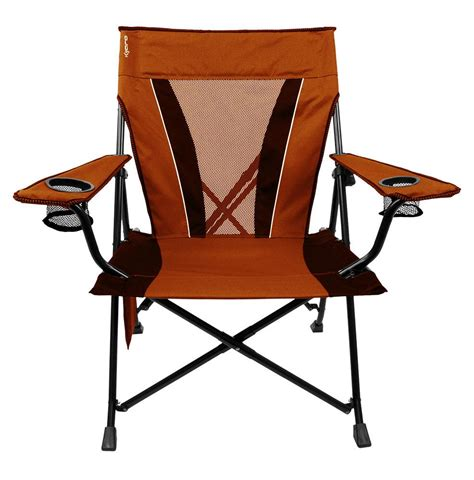 XXL Dual Lock Folding Camping Chair