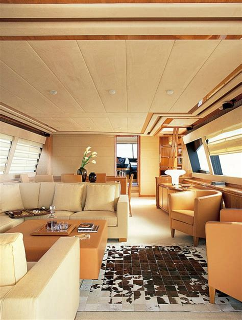 Yacht furniture design Image