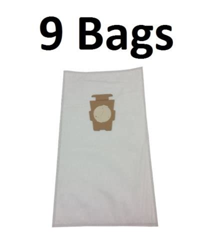 yan_(9) F Style Microfiltration Cloth Hepa Vacuum Bags for Kirby Sentria I & II G10D