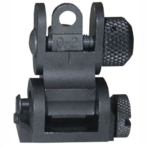 Yankee Hill Machine Co Inc Ar15 Flipup Qds Front