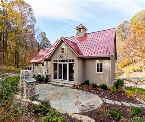 Yankee barn home plans Image