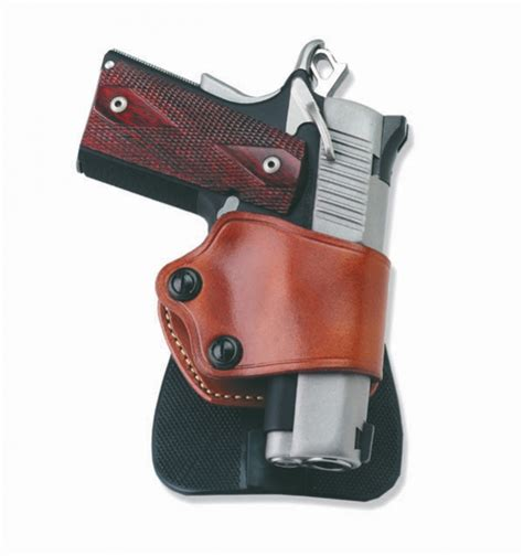 YAQUI PADDLE HOLSTER Paddle Holsters Galco Gunleather