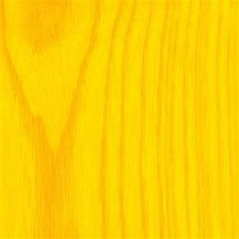 Yellow wood stain Image