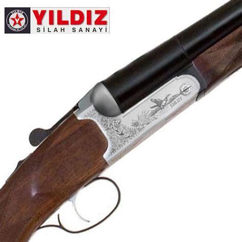 Yildiz 20 Gauge Side By Side Shotgun