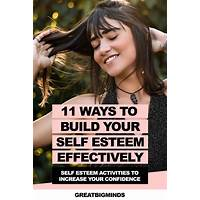 You are a giant self esteem and confidence building ebook experience