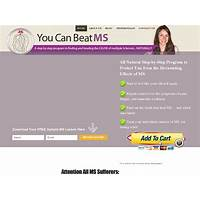 You can beat ms natural multiple sclerosis treatment program coupon codes