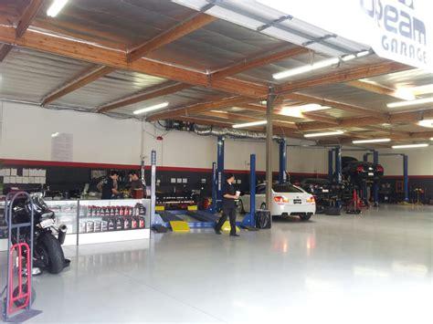 Your dream garage diy auto shop Image