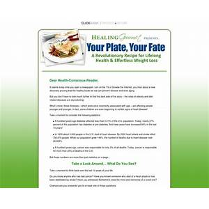 Your plate, your fate a revolutionary recipe for lifelong health & effortless weight loss tips