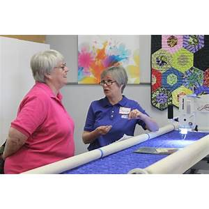 Your quilting business compare