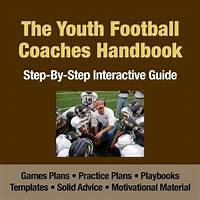 Youth football coaches handbook reviews