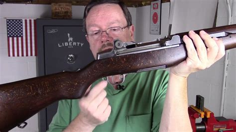 Youtube How To Decock A M1 Garand Rifle