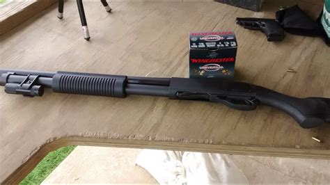 Youtube Remington 870 Tactical Shotgun