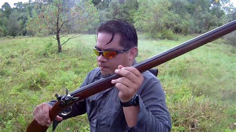 Youtube Shooting A Flintlock Rifle