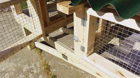 Youtube build rabbit hutch Image