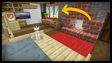 Youtube how to make furniture in minecraft Image