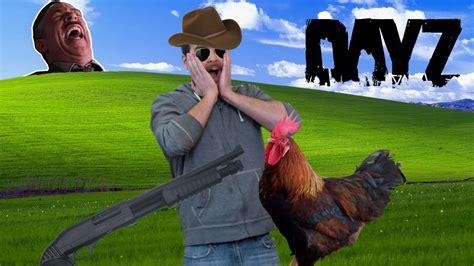 Youtubehaiku Chicken Vs Shotgun