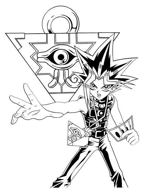 Yu Gi Oh Malvorlagen X Reader