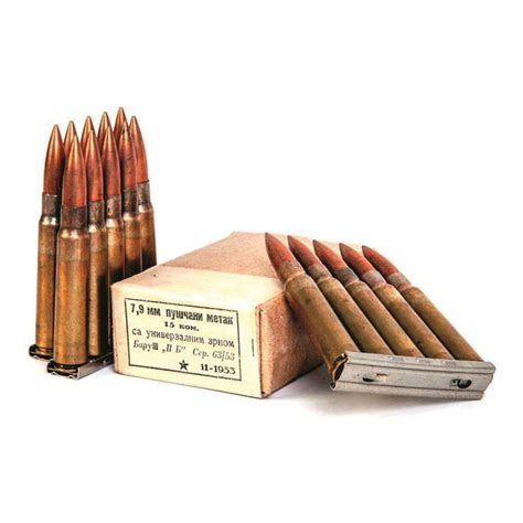 Yugo 8mm Ammo Review