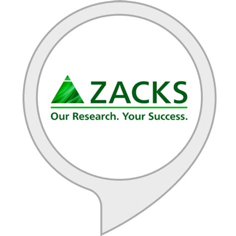 Zacks Investment Research Stock Research Analysis