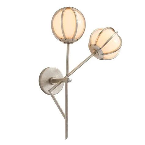Zara 2-Light Armed Sconce