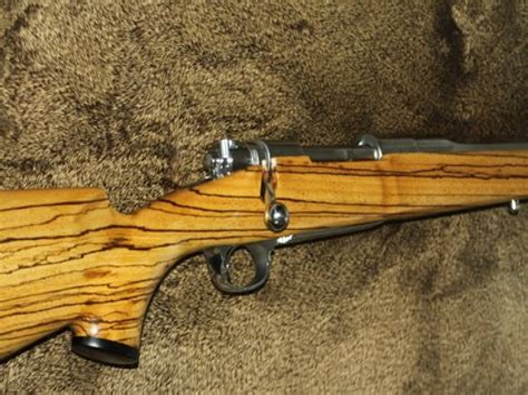 Zebra Rifle Stock