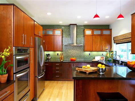 Zen kitchen cabinet design Image