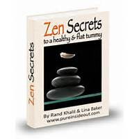 Discount zen secrets to a healthy and flat tummy