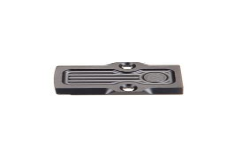ZEV Technologies Black DLC Coated RMR Adapter Plate