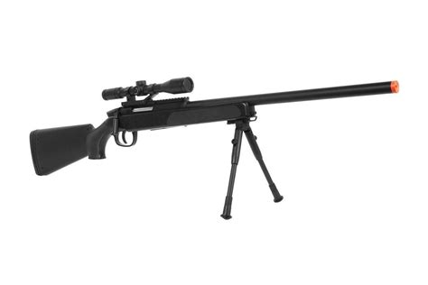Zm51 Spring Metal Bolt Action Airsoft Sniper Rifle