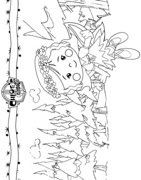 Zoes Zauberschrank Malvorlagen Für Kinder