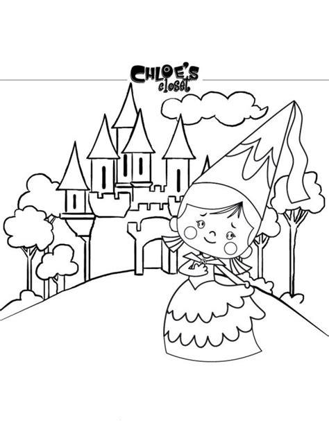 Zoes Zauberschrank Malvorlagen Text