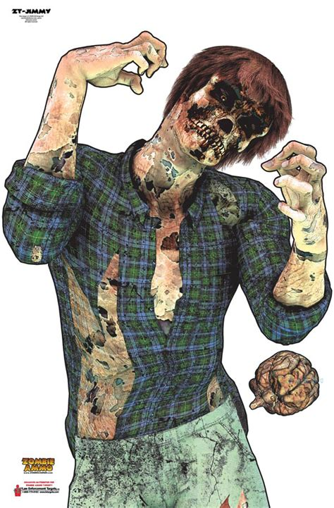 Zombie Ammo Targets