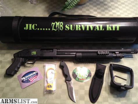 Zombie Shotgun 12 Gauge Chainsaw Pump