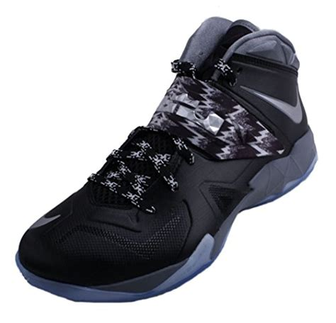 zoom soldier VII PP mens hi top basketball trainers 609679 lebron james