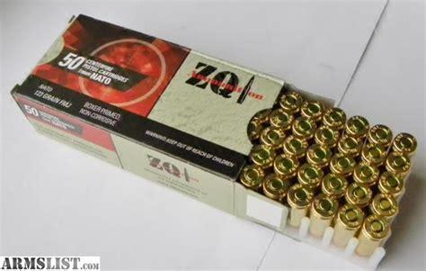Zq1 9mm Ammo