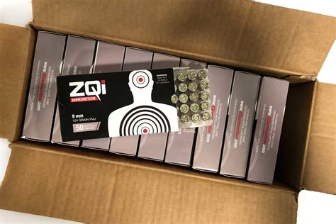Zqi Ammo Review