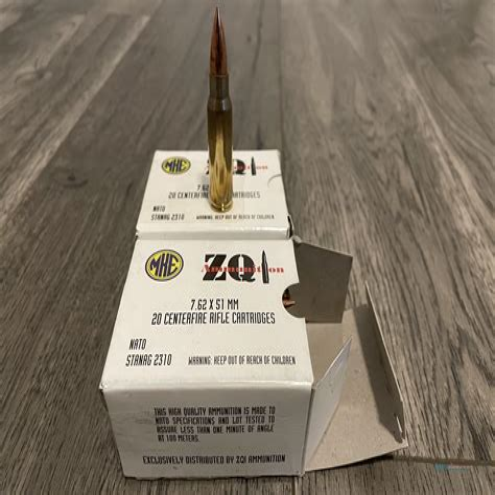 Zqi Ammo 7 62x51 Lowest Price