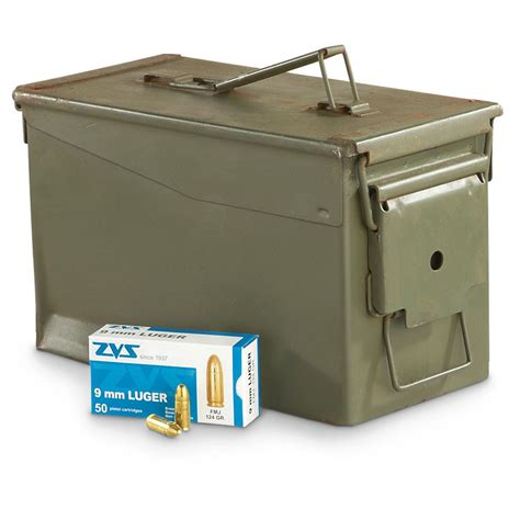 Zvs Ammo Review