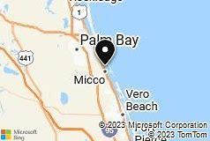 Barefoot Bay Florida Bing Maps